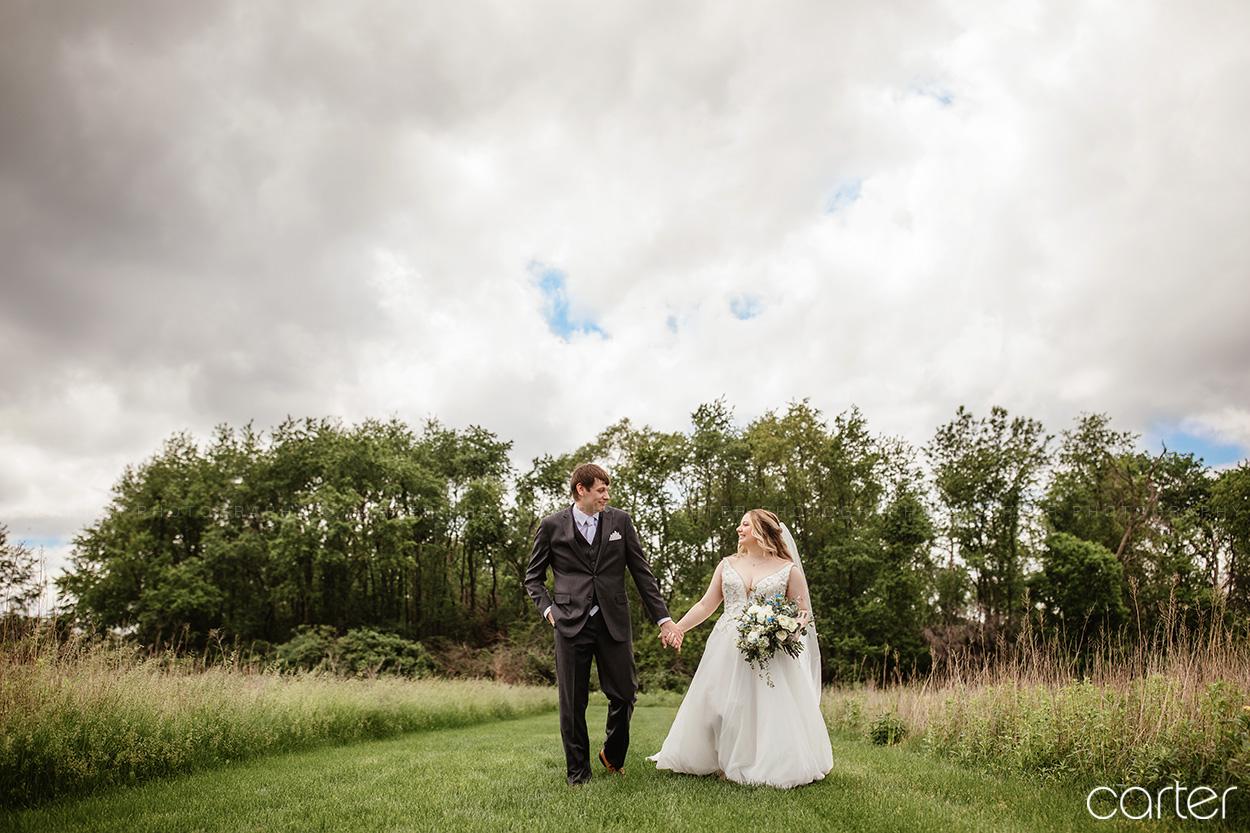 Ashton Hill Farm Wedding Pictures Cedar Rapids Photographers Carter Photography