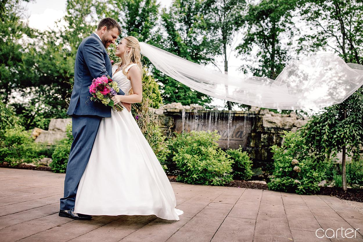 Bella Sala Wedding Pictures Cedar Rapids Iowa City Photographers Carter Photography